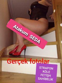Atakum Sahibe escort Seda