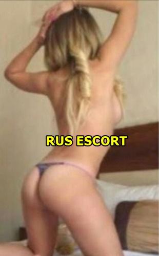 Avrupa Yakası Rus Asıllı Escort Diana