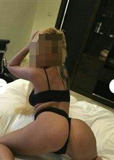 Güzel otelde buluşan hanım Aysu