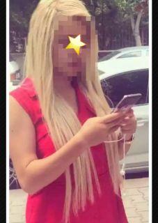 Oralda iddialı sarışın escort Sila