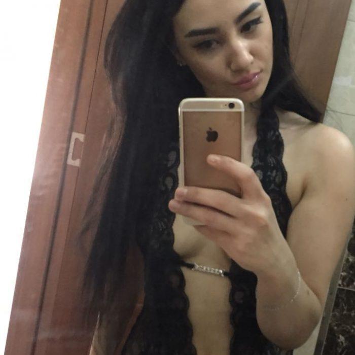 Samsun Model Bayan Nermin
