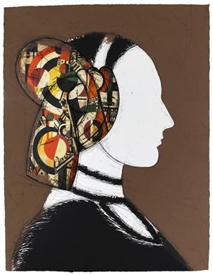 Ünlü İspanyol sanatçı Manolo Valdés Pera Müzesi'nde